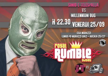 The Royal Rumble DjSet