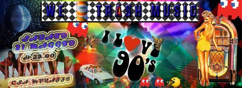 i love 90s