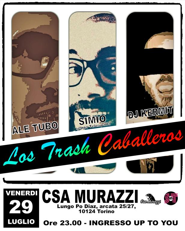 Los Trash Caballeros 1.1